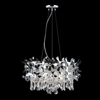 Люстра Crystal Lux Romeo ROMEO SP6 CHROME D600