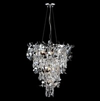 Люстра Crystal Lux Romeo ROMEO SP10 CHROME D600
