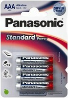 Элемент питания PANASONIC Everyday LR03 286 BL4 standart 214527 (цена за 1шт.)