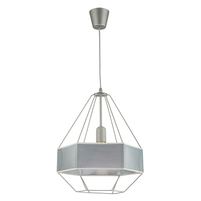 TK LIGHTING 1528 Cristal Grey 1