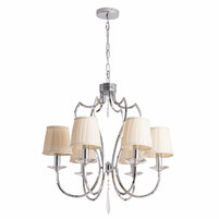 Люстра ARTE LAMP ANDREA A6352LM-6CC