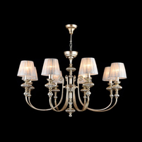 Люстра MAYTONI Serena Antique ARM041-08-G