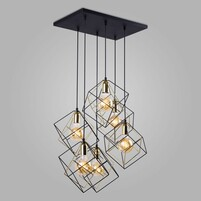 Люстра TK LIGHTING Alambre 2779