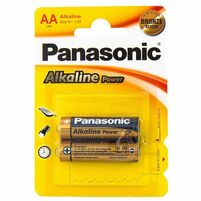 Элемент питания PANASONIC Alkaline Power LR6 316 BL2 (цена за 1шт.)