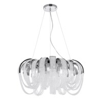 Люстра Crystal Lux HEAT CRYSTAL HEAT SP10 CRYSTAL