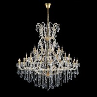 Люстра Crystal Lux HOLLYWOOD HOLLYWOOD SP53 GOLD